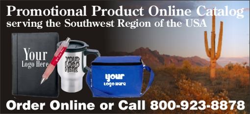 Promotional Products Southwest Region
